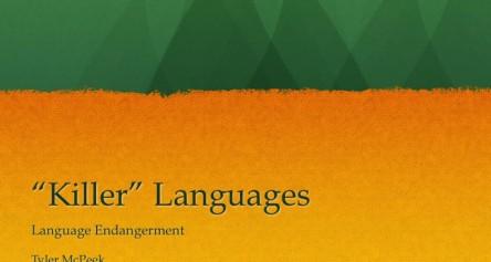 Killer Languages